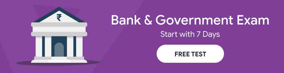 Bank and Government Jobs