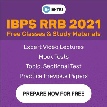 IBPS RRB Free Classes 2021