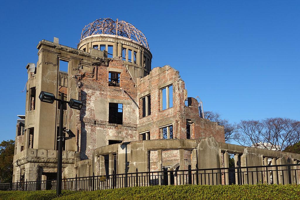 Genbaku Dome or Atomic Bomb Dome