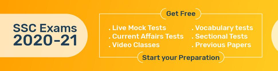 Mock Tests 2020 21
