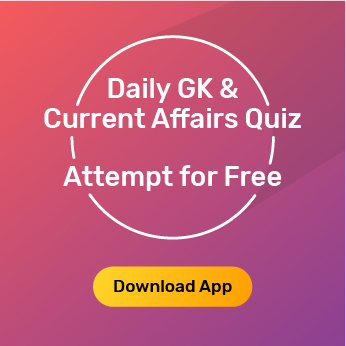 GK and Current affairs quiz banner