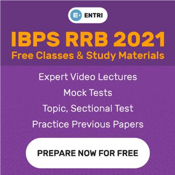 IBPS RRB 2021 Free Classes & Study Materials