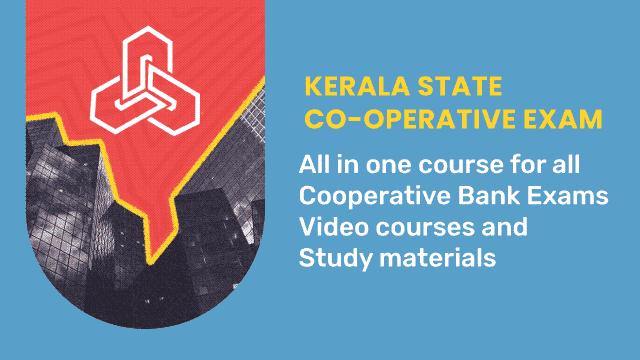 Kerala State Cooperative Exam