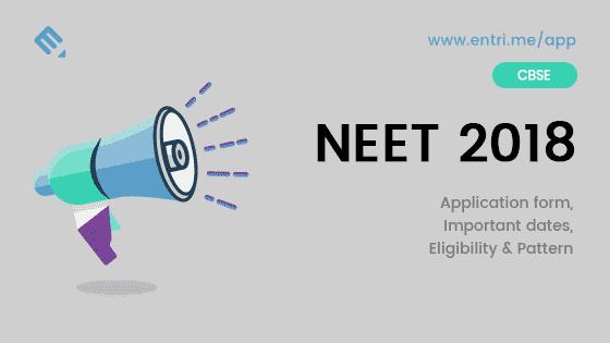 NEET Exam 2018: Registration Started, Apply Online Now!