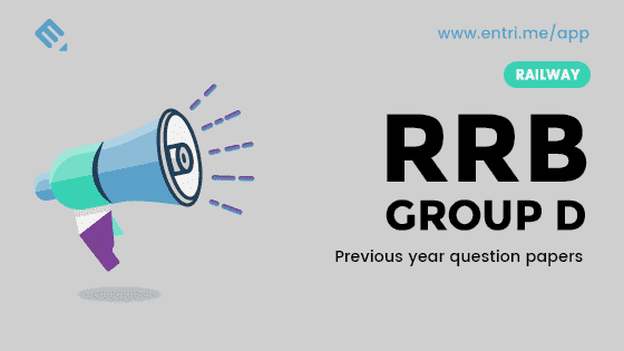 RRB Group D 2018 Exam Previous Year Question Papers