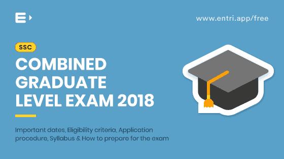 SSC Combined Graduate Level Exam 2018