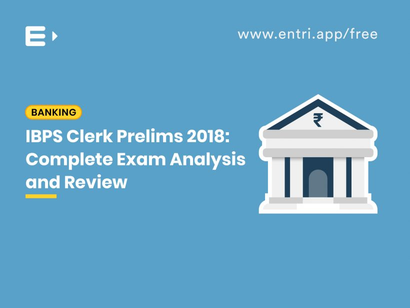 ibps clerk prelims analysis