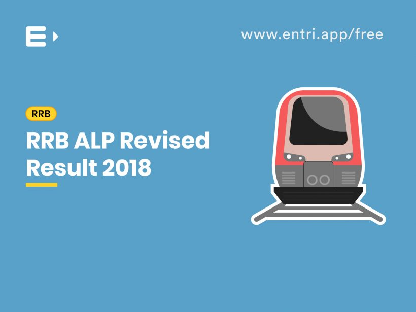 rrb alp revised result