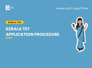 Kerala TET Application Procedure