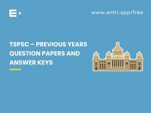 TSPSC question paper