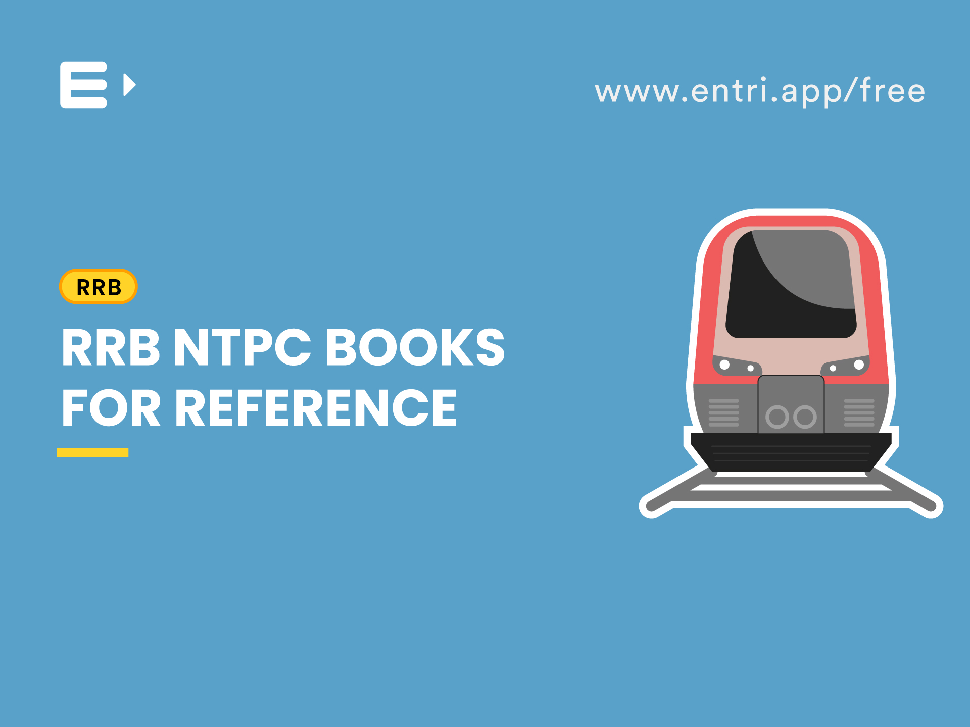 RRB NTPC Recruitment 2019 - Books for Reference