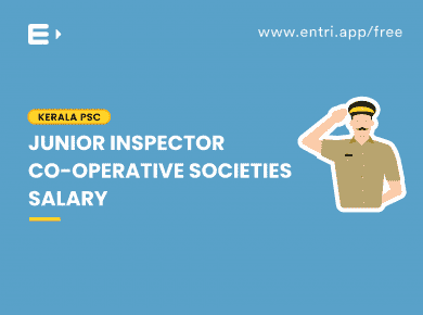junior inspector salary