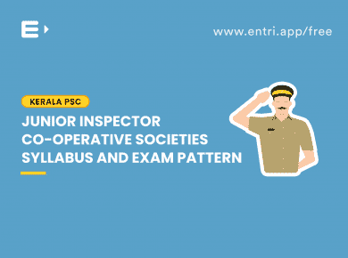 junior inspector syllabus