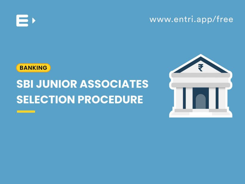 sbi junior associate selection procedure