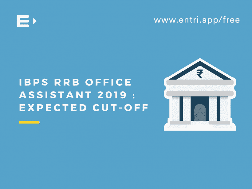 ibps rrb office assistant 2019 expected cut off