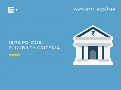ibps po 2019 eligibility criteria