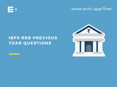 IBPS RRB Previous Questions