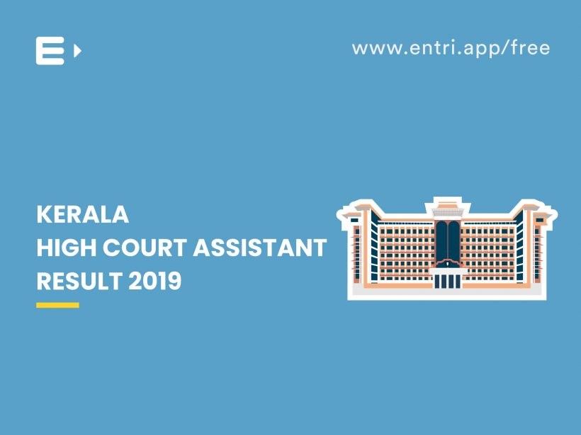 high court assistant result