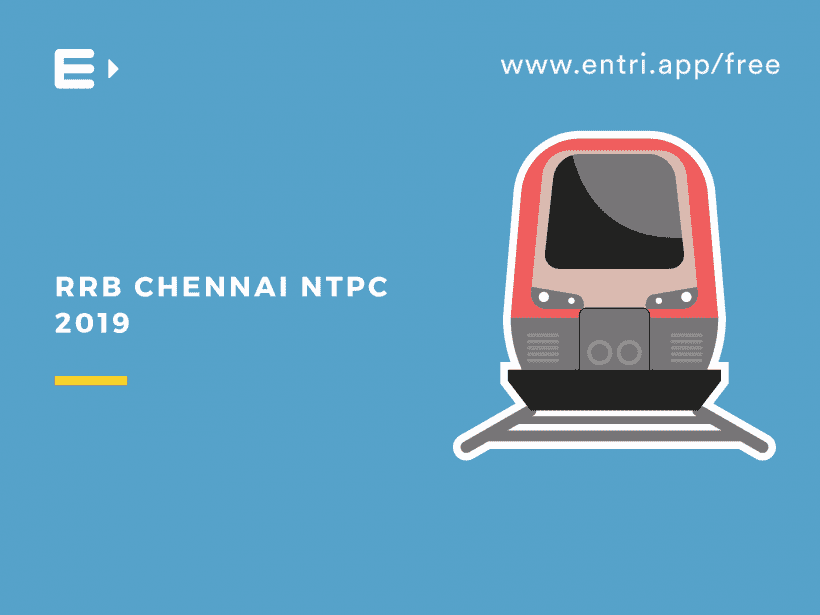 RRB-NTPC-2019-Chennai