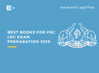 Best Books for PSC LDC Exam