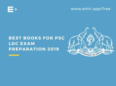 Best Books for PSC LDC Exam