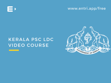 kerala psc ldc video course