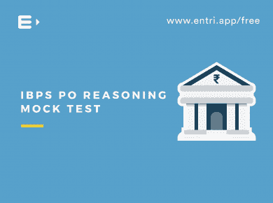 IBPS PO Reasoning Mock Test