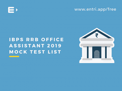 IBPS RRB Office Assistant 2019 Mock Test List