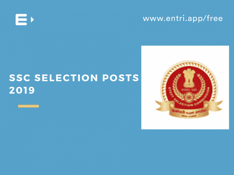 SSC-Selection-Posts