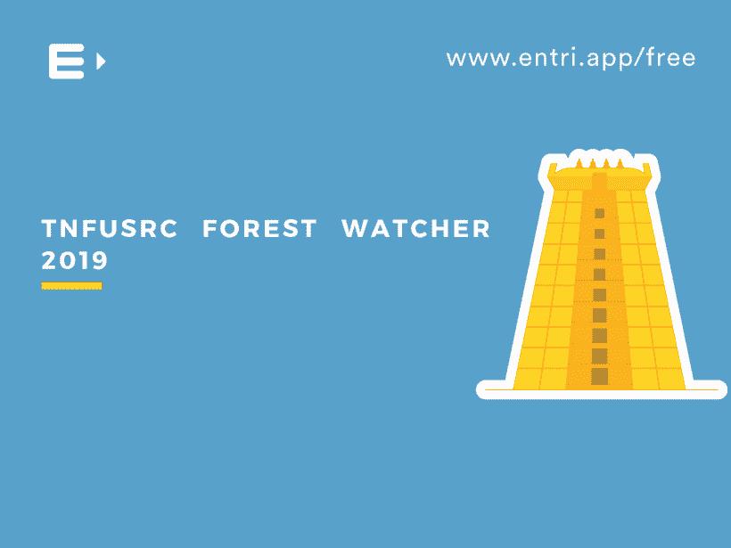 TNFUSRC Forest Watcher 2019