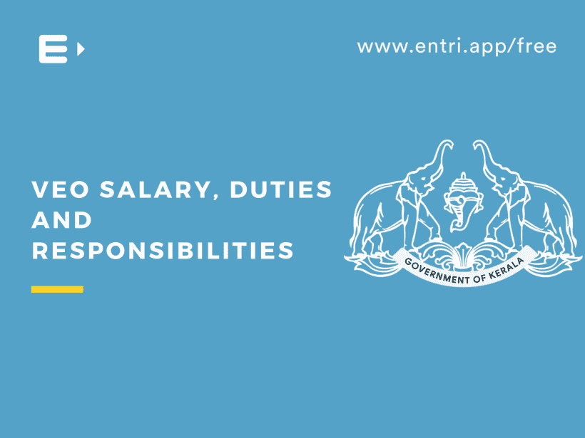 VEO salary duties and responsibilities