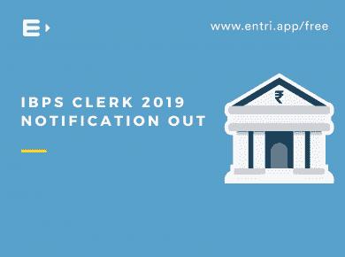 IBPS Clerk 2019