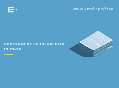 Government Scholarships in India